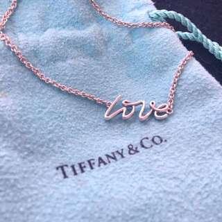 Tiffany & Co. Paloma Picasso Love Bracelet