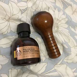 The Body Shop Polynesian Monoi Radiance Oil