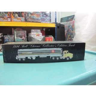 1996 Shell Chrome Collector Edition Truck Series 4