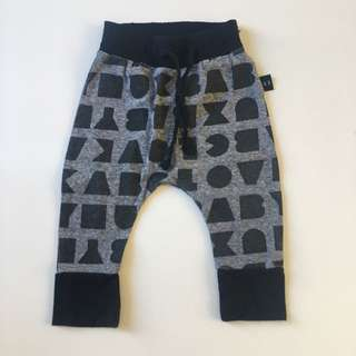 HUX Baby Leggings 3-6 Months
