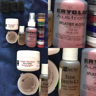 SPECIAL FX MAKEUP PRODUCTS