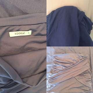 KOOKAI BLUE SKIRT - Size 1