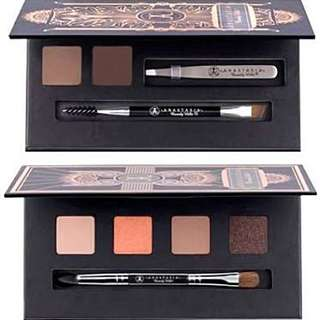 New Anastasia Beverly Hills bold beautiful kit Limited Edition Eyeshadow Eyebrow Brow Pomade 2 Duo Brushes Included