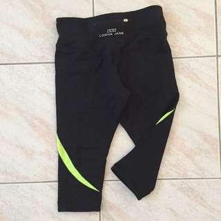 LORNA JANE 3/4 Leggings