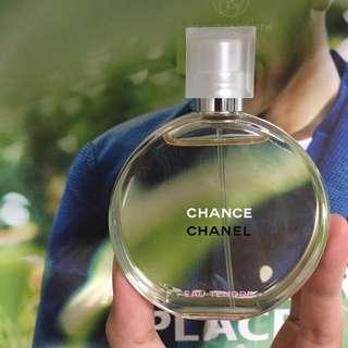 Chanel eau tendre 香水