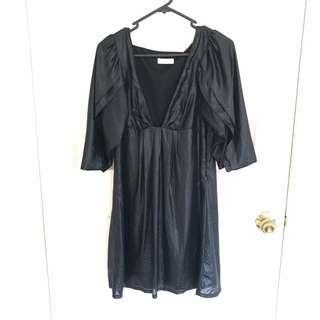 Sydney Bebe Little Black Dress