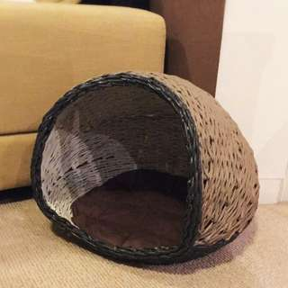Reduced Price! Handmade Cat Bed