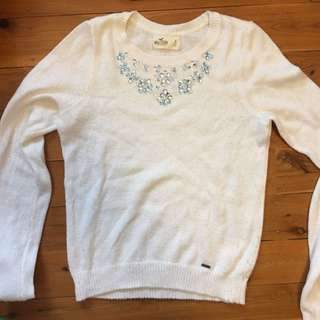 Authentic Hollister Jumper