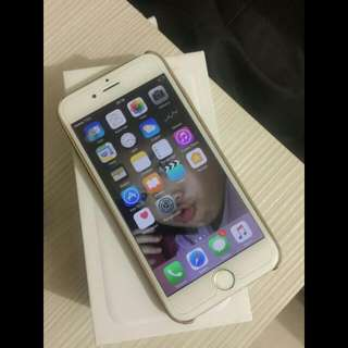 JUAL (SECOND) iPhone 6 64GB