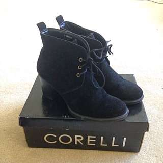 Corelli Ankle Boots