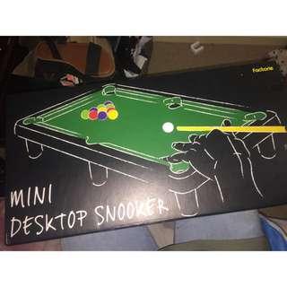 Mini 8Ball Table