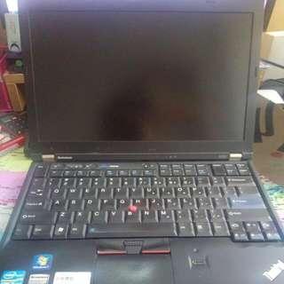 Lenovo X220 i5 500G Notebook 筆記本