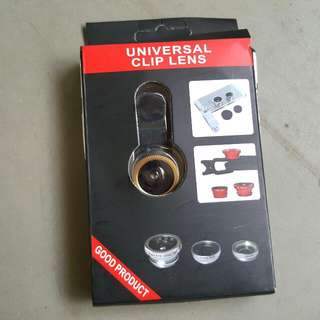 Cheap BNIB Universal Clip Lens For Mobile Devices