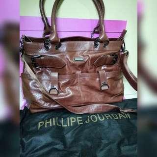 Phillipe Jordan Bag (authentic/original)