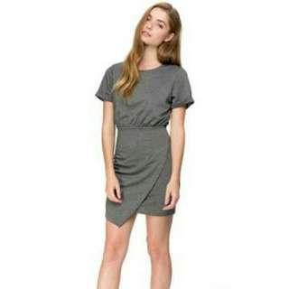 (NEW) Zalora Wrap Skirt Dress