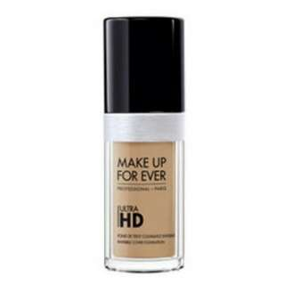 (保留)MAKE UP FOREVER ULTRA HD超進化無瑕粉底液