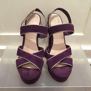 Purple ZU Heels
