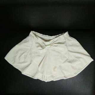 Flowy Shorts W/ Ribbon