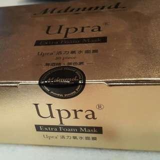 買二送一♡Mdmmd Upra 活力氧水面膜 30片/盒