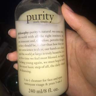 Purity Philosophy