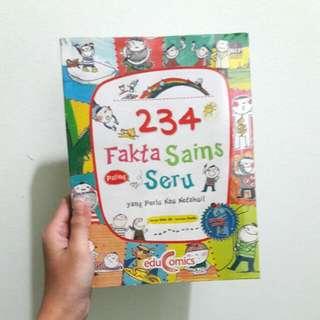 234 Fakta Sains Paling Seru