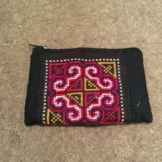 Handmade Tribal Coin Purse