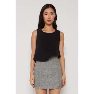 Jamila Top In Black