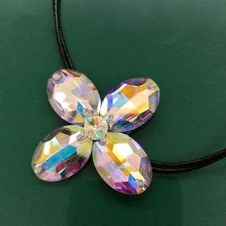 超靚韓國水晶頸鏈 Korean crystal necklace  #11flashsale