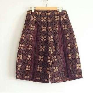 batik culotte