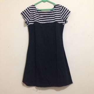 Black & Stripes T-Shirt