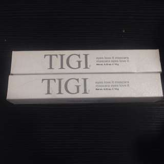 PRICE DROP! Tigi Eyes Love It Mascara -black