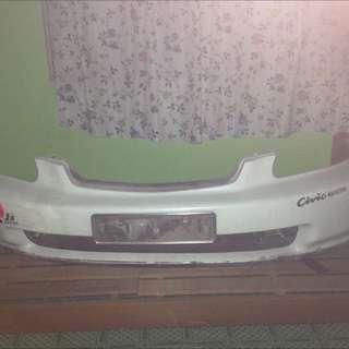 Bumper Civic 1997