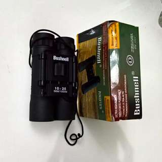 Teropong Bushnell 10x25