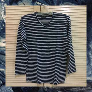 Blue Navy Stripe T-shirt