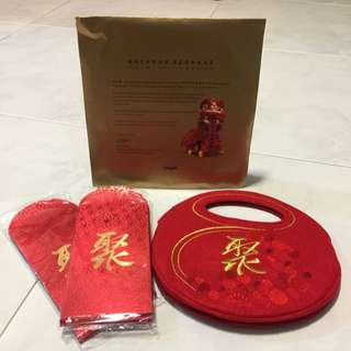CNY Collectibles - SingTel CNY Pack