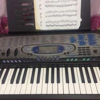 Piano Synthesizer
