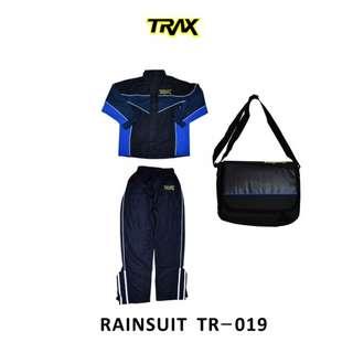 TRAX raincoat/rainsuit