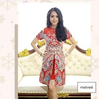 Batik Qipao Merk Melvee - Jual Rugi
