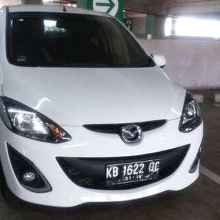 Mazda 2 th 2010 km40000