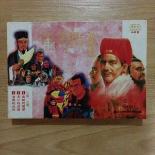 Video CD. Story Of The 3 Kingdom