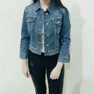 DENIM JACKET [NEW]