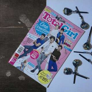 Total Girl: One Direction 2015