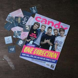 Candy: One Direction 2015
