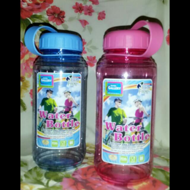 750ml BPA-Free Water Bottle