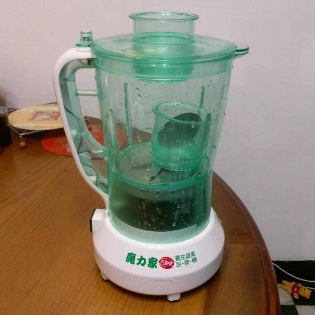 魔力家蔬果豆漿機
