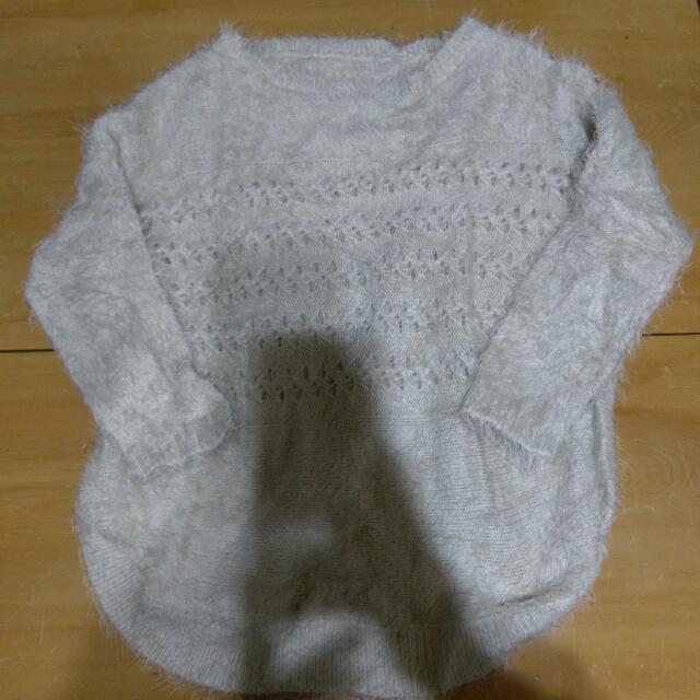 毛毛的毛衣