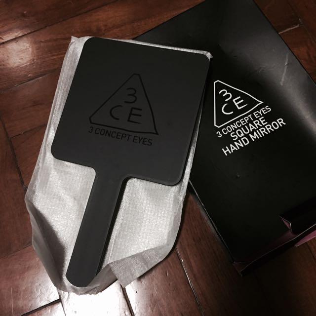 韓國 3CE 化妝鏡