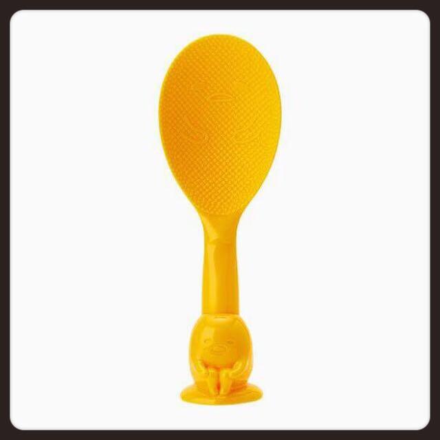 含運💖 蛋黃哥 廚房用具 超可愛造型飯匙