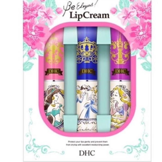 全新日本帶回 DHC 公主護唇膏