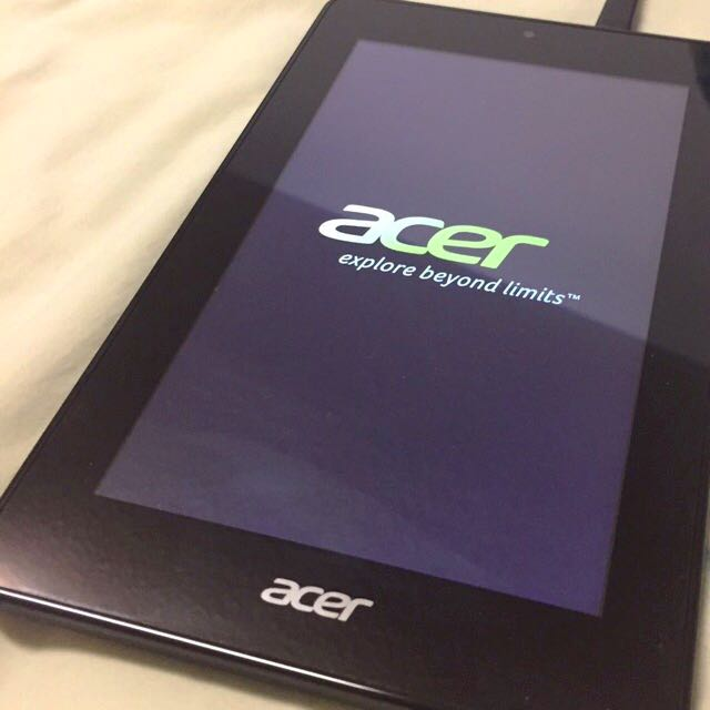 Acer Iconia One 7.